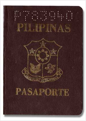 Brown Passport