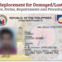 How to Get Replacement for Damaged Lost SSS UMID Card