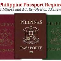 Philippine Passport Requirements
