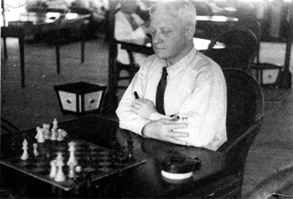 Alvah Eugene Johnson, Manila, circa 1940