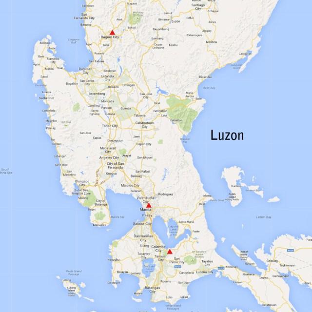 Luzon Island, Philippines