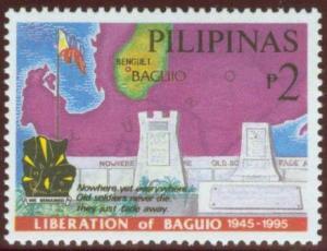 Baguio Liberation 50th Anniversary