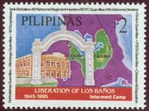 Los Banos Liberation 50th Anniversary