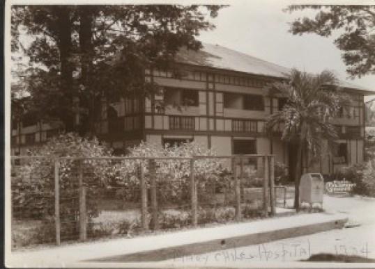 Mary Chiles Hospital, 1934