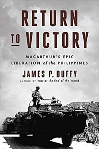 Return to Victory, 2021 by James Duffy