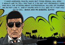 Duterte: Sinasabotahe ako ng mga kalaban