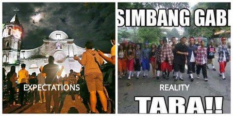 Simbang Gabi Quickmeme