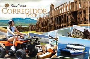 Sun Cruises own 3 boats that operate between Manila and Corregidor