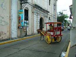 Manila Horse and Cart