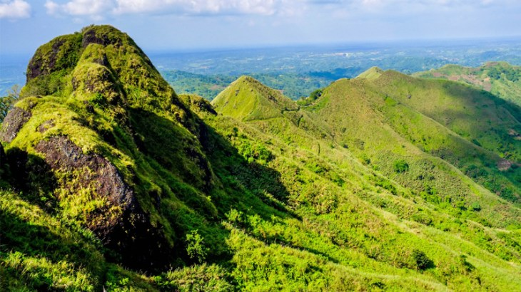 highest mountains in the philippines