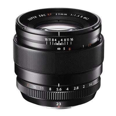 Fujifilm review 23mm f1.4 lens