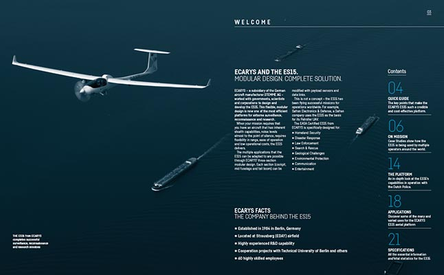Stemme Aircraft photography