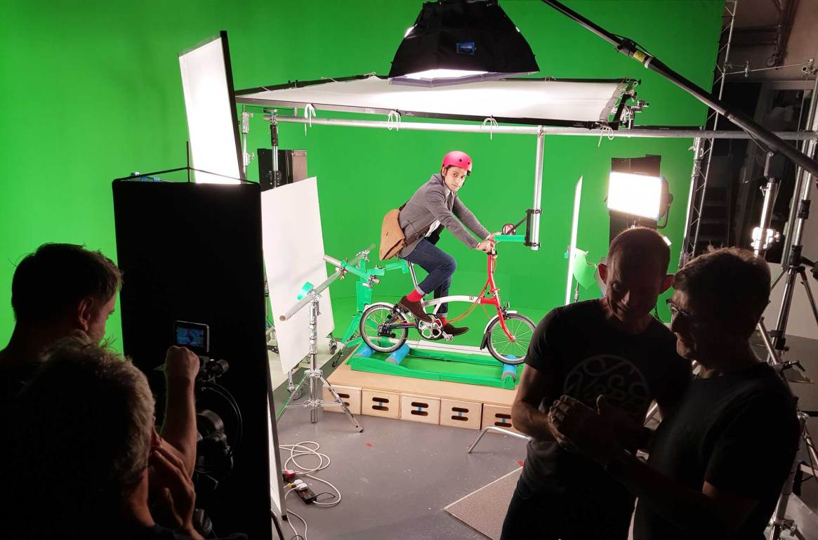 Brompton HSBC Shoot