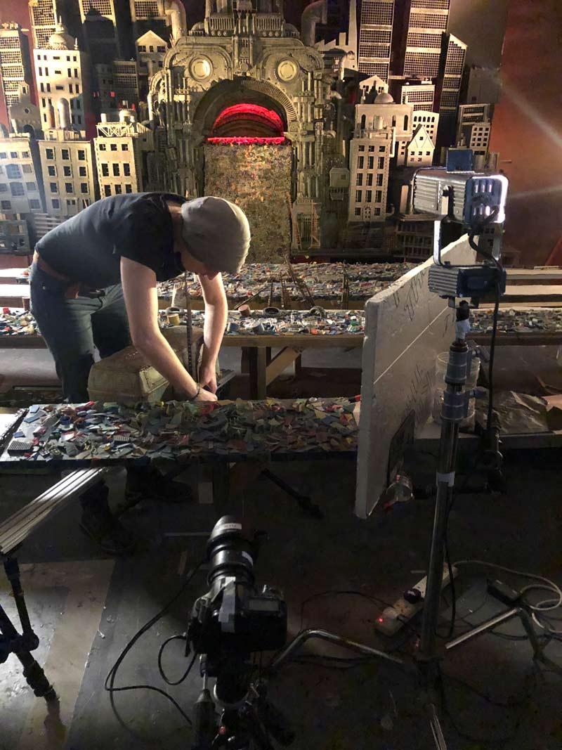 animation cinematographer