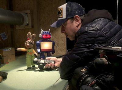 stop motion cinematographer