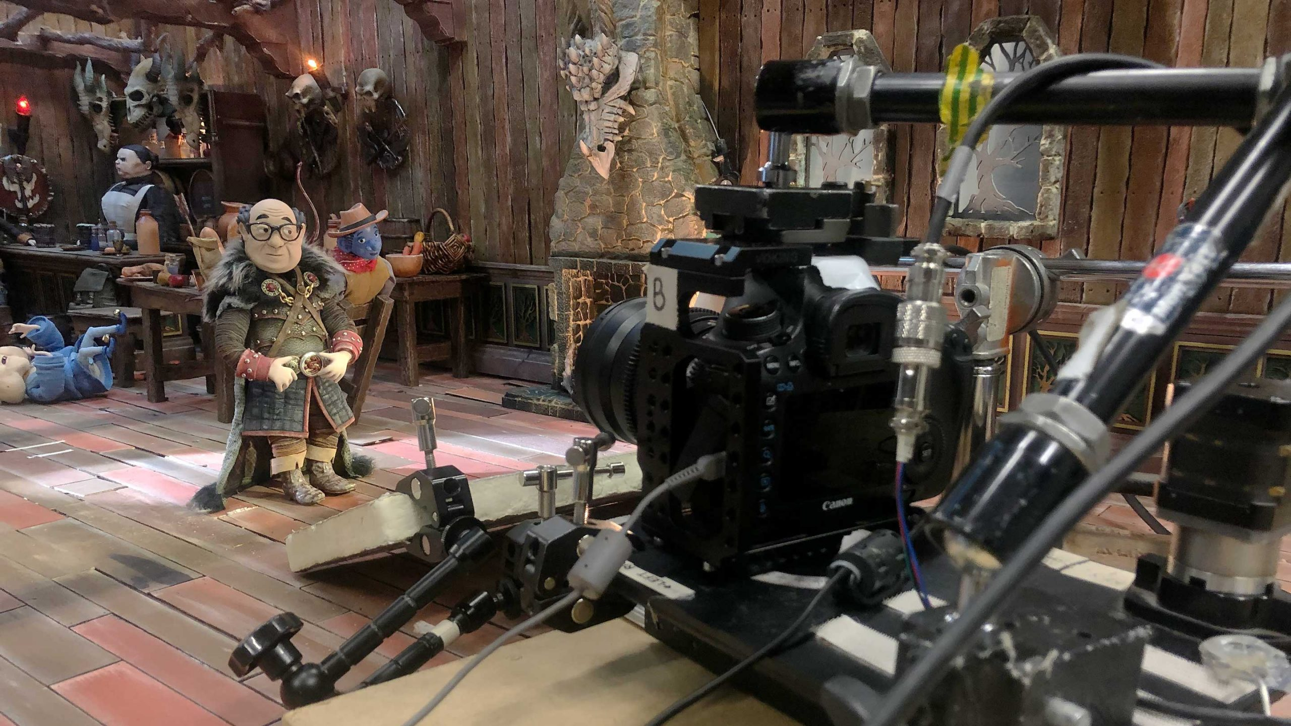 stop motion cinematography philip m powell