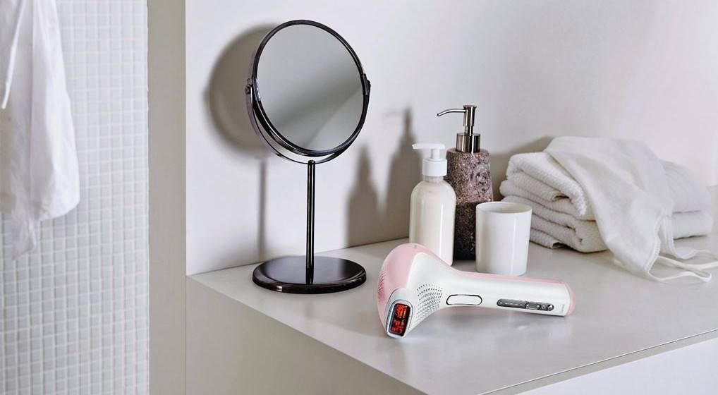 افضل جهاز ليزر منزلي لازالة الشعر نهائيا أفضل 5 أجهزة Philips Lumea Experts