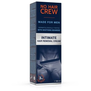 No Hair Crew Intimate/Private At Home Hair Removal