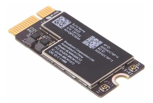 Apple AirPort Combo Wi Fi Bluetooth Broadcom BCM94360CS2 IMG 01