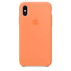 Capa De Silicone Para Iphone Xs Papaia Img 01