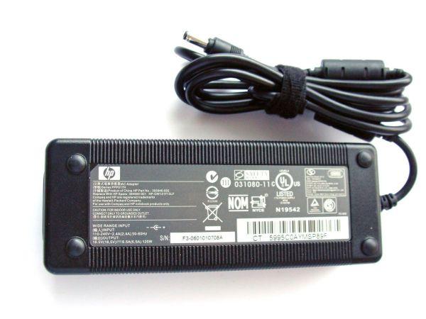 Carregador Notebook Hp 18.5v 6.5a 120w Img 01