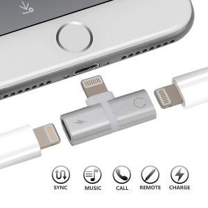 Duplicador Lightning iPhone Prata IMG 01