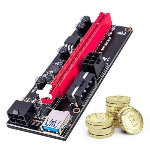Extensor Riser 009s PCI Express 1x 4x 8x 16x USB 3.0 IMG 02