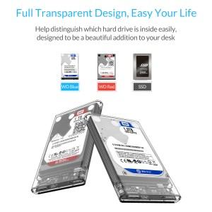 HD Externo Transparente 1TB Western Digital IMG 01