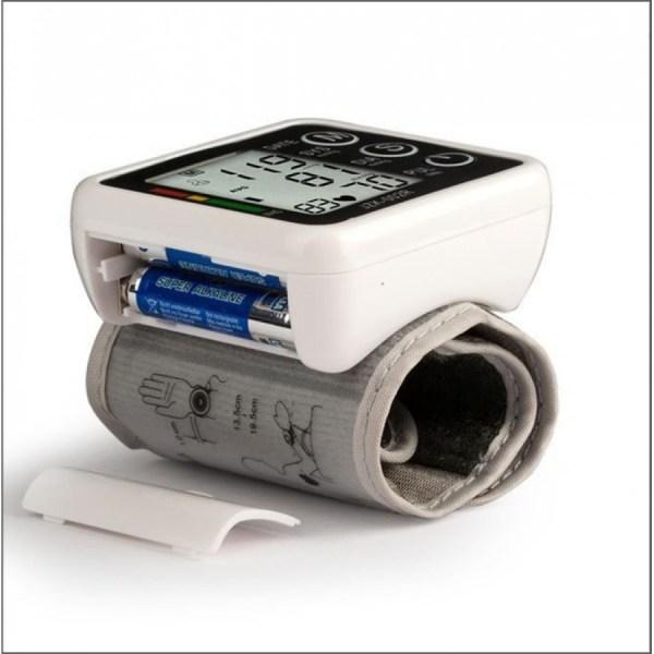 Monitor De Pressao Arterial Digital Automatico De Pulso Techline Img 03