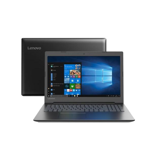 Notebook Lenovo Ideapad 330 15igm 81fn0001br Preto Img 02