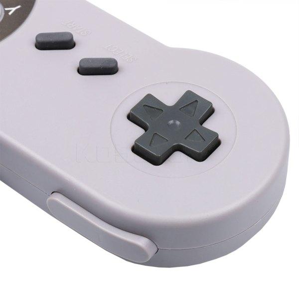 Retro Usb Controller Gamepad Super Nintendo Snes Img 05