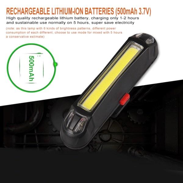 Sinalizador de Bike LED 100 Lumens IMG 03