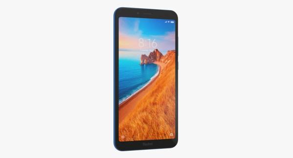 Xiaomi Redmi 7a Azul Fosco Img 33
