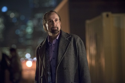 """Arrow -- """"Canaries"""" -- Image AR313B_0203b -- Pictured: Peter Stormare as Werner Zytle -- Photo: Diyah Pera/The CW -- © 2015 The CW Network, LLC. AllRights Reserved."""