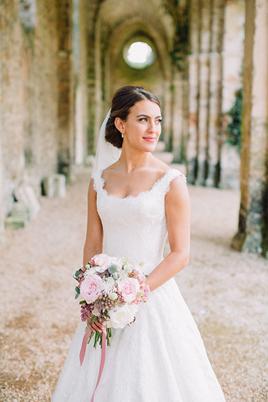 Phillipa Lepley Pink Wedding Flowers Bouquet