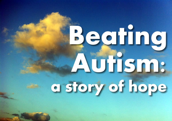 Beating Autism: a story of hope