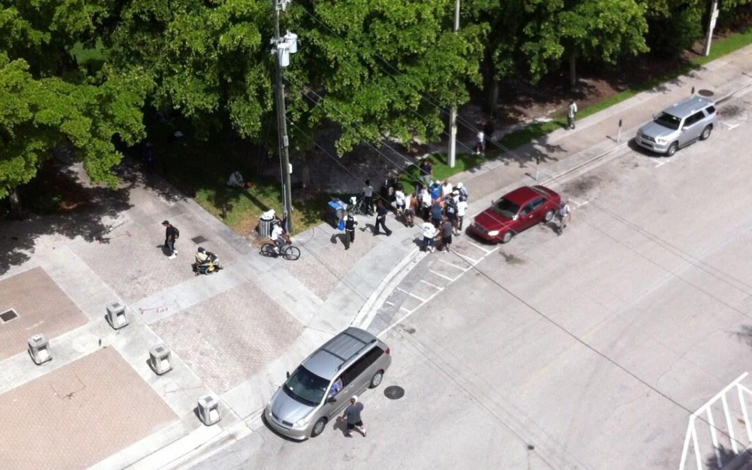 Homeless in Fort Lauderdale