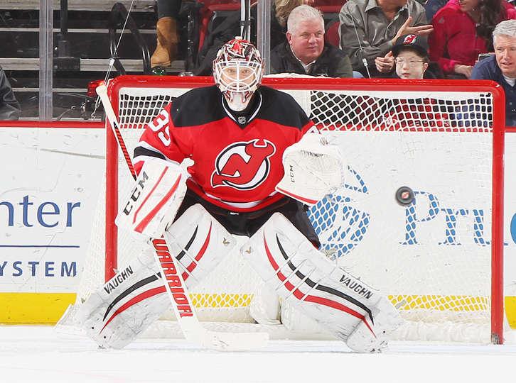 New Jersey Devils Goalie: Cory Schneider '04