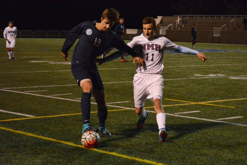Boys Soccer Stumbles In Two Tough Games