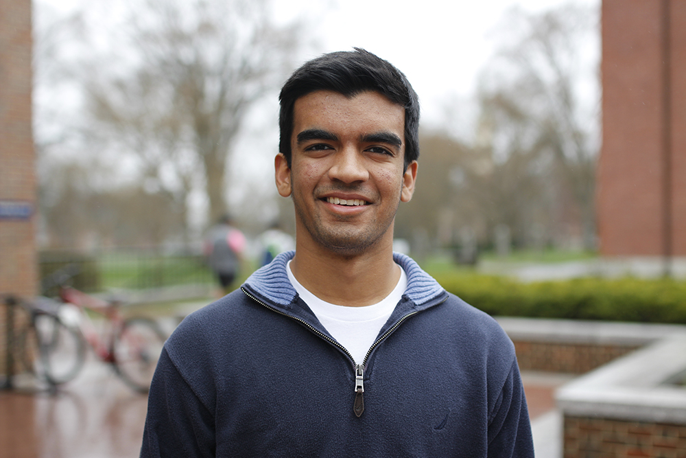 Golf Captain Feature: Pranav Tadikonda '16