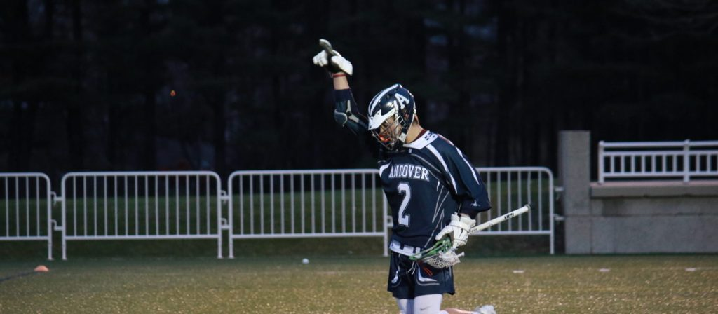 Ryder Garnsey '15 Named 2016 Men's Lacrosse ACC Freshman of the Year