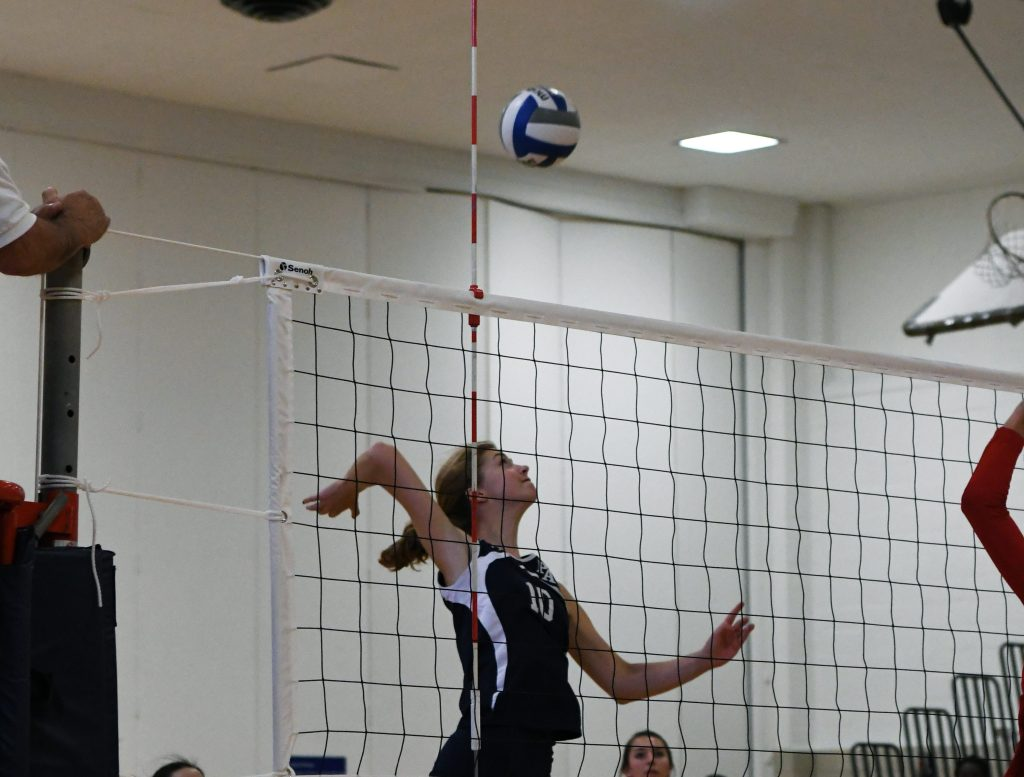Girls Volleyball: Andover Wins Consecutive Matches