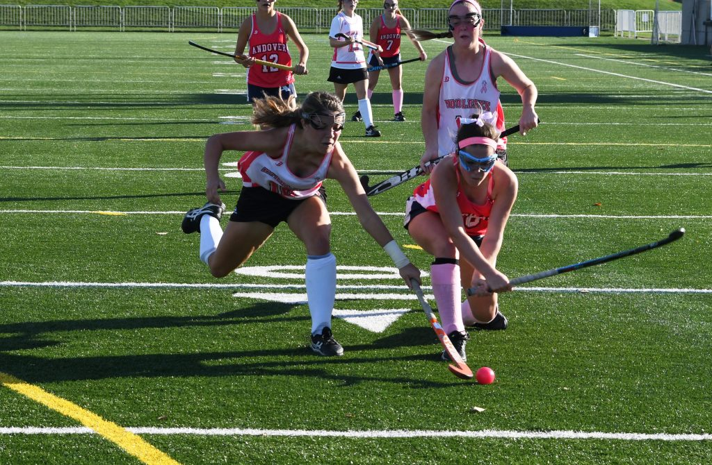 Field Hockey Shuts Out Middlesex After Second Loss of the Season