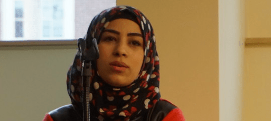 Lawrence-Based Syrian Refugee Discusses Her Journey to America at Alliance for Aleppo Forum