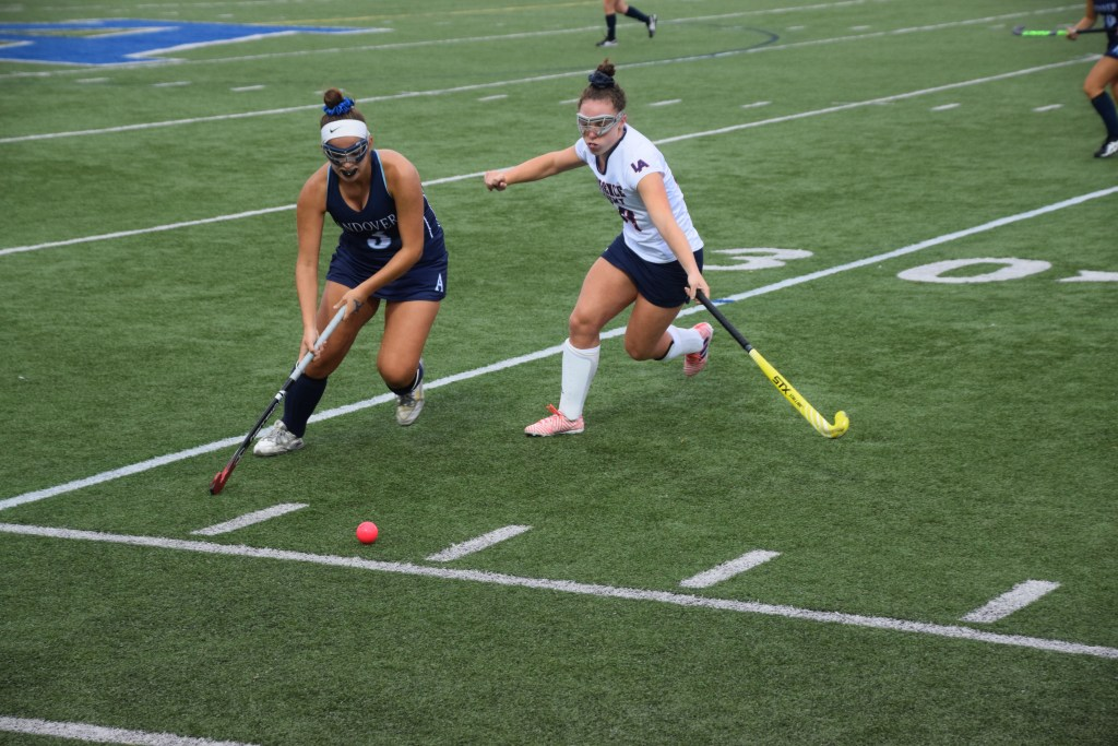 Field Hockey Suffers First Loss of Season Against Deerfield