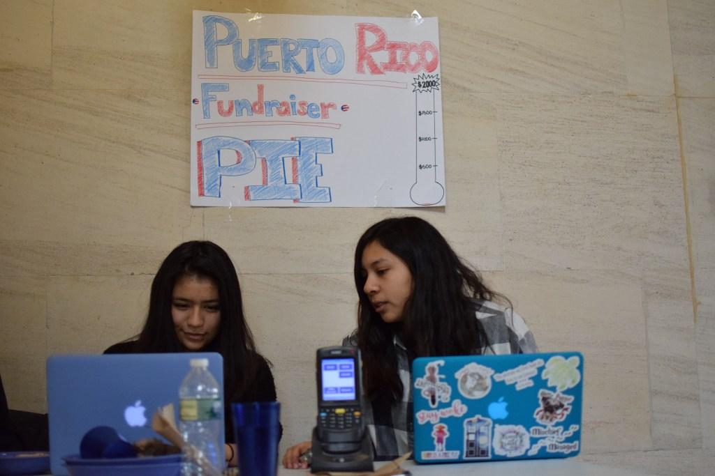 Pie the Head of School: Raffle Raises Money for Puerto Rico