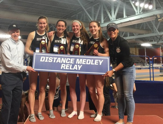 Alumna Caroline Shipley '16 Crowned NCAA DIII National Champion