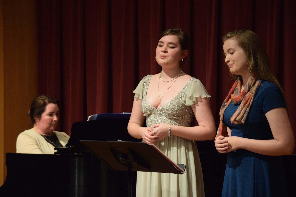 Senior Recital: Marie Latham '18 Expresses Gratitude and Joy through Duets