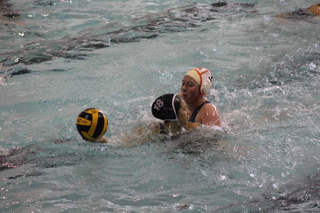 Girls Water Polo Breaks Losing Streak