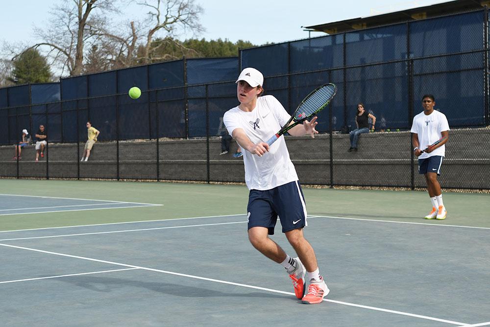 Andover Boys Tennis Sweeps BB&N 7-0 in Season Opener